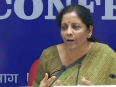 Nirmala Sitharaman Refutes economic slowdown, Nirmala Sitharaman on economy disaster
