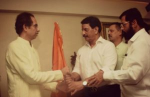 Pradeep Sharma joins Shiv Sena, Nalasopara election 2019, encounter Specialist Pradeep Sharma,