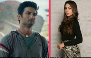 Sushant Singh Rajput denies working with Sara Ali Khan, tiff between Sushant Singh Rajput and Sara Ali Khan, Sushant Singh Rajput Vs Sara Ali Khan