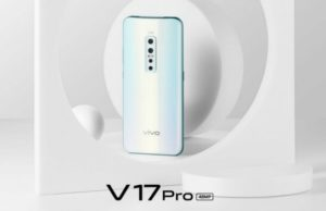 Vivo V17 Pro launched, India launch of Vivo V17 Pro, Vivo V17 Pro specs