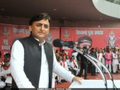 Akhilesh Yadav calls yogi government Nathuram Raj, Akhilesh Yadav against Pushpendra Yadav encounter