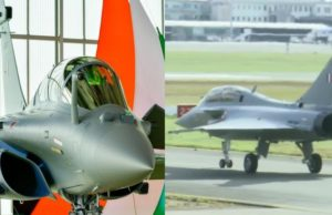 First rafale plane received by India, India receives first rafale plane, first rafale plane delivery to india