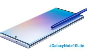 Samsung Galaxy Note 10 Lite, leaked information about note 10 Lite, galaxy note 10 Lite