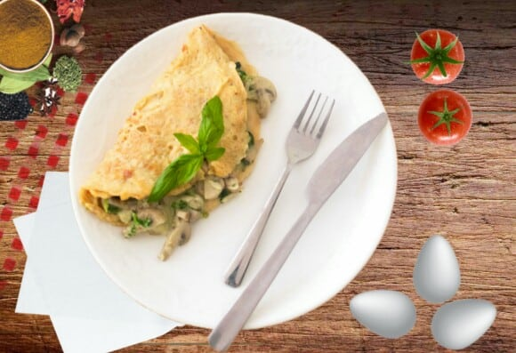 7 Ways to make omelette, omelette recipe, 7 omelette recipes, omelette recipes for home cooking