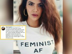 Esha Gupta against rape culture, Esha Gupta tweets against Hyderabad rape, Bollywood celebs against rape,