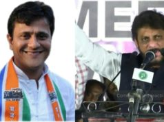 MNS Leader Sandeep Deshpande Vs AIMIM leader Waris Pathan, mns Vs AIMIM, Waris Pathan remark on Hindus, Sandeep Deshpande against Waris Pathan
