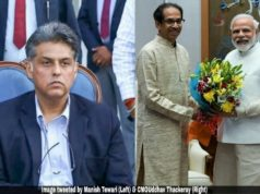 Manish Tewari on Uddhav Thackeray meeting PM Modi, cm uddha Thackeray meets PM Modi, Congress party on CAA and NPR