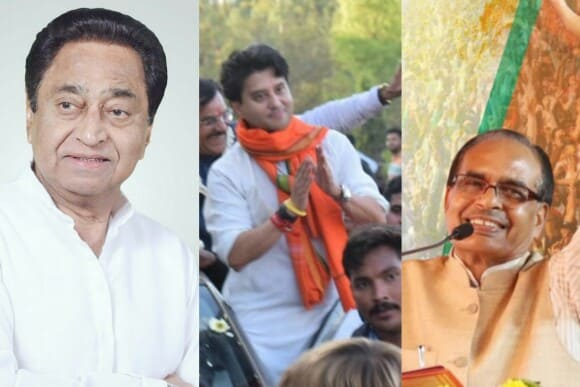 Madhya Pradesh government topples, Madhya Pradesh may fall, BJP may come in power in Madhya Pradesh