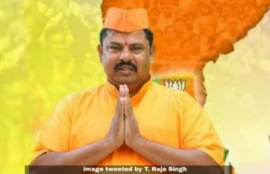 BJP MLA T. Raja Singh from Goshamahal Constituency in Hyderabad, Ganesh Chaturthi 2020 in Goshamahal constituency, Hyderabad Raja Singh constituency