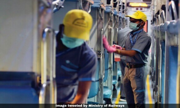 Indian Railways begins Passenger Trains during COVID-19 lockdown in India, indian railways to help passengers during covid 19, covid 19 lockdown passenger trains