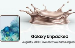 Samsung Galaxy Fold 2 to not launch on August 5, Samsung Galaxy Fold 2 launch date, Samsung Galaxy Fold 2 on August 5, Samsung Unpacked Event on August 5 2020