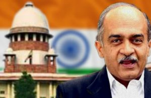 Prashant Bhushan contempt case, Prashant Bhushan denies to apologize to Supreme Court, 1500 advocates stand with Prashant Bhushan in contempt case, Prashant Bhushan contempt case