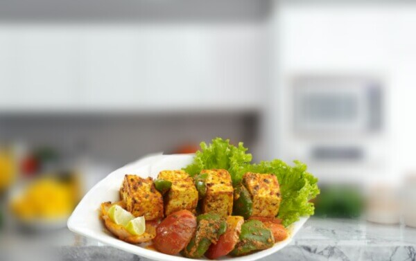 paneer tikka at home recipe
