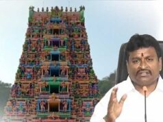 AP Minister slams BJP for protest against 2016 temple domolitions, temple demolitions vijayawada
