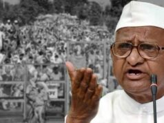 Anna Hazare to resume hunger strike in support of farmers' rights