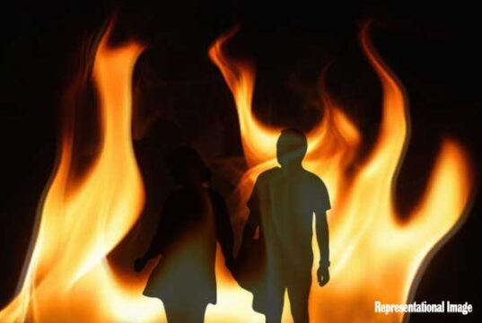 Kerala-Couple-Suicide, Couple self immolate to prevent eviction