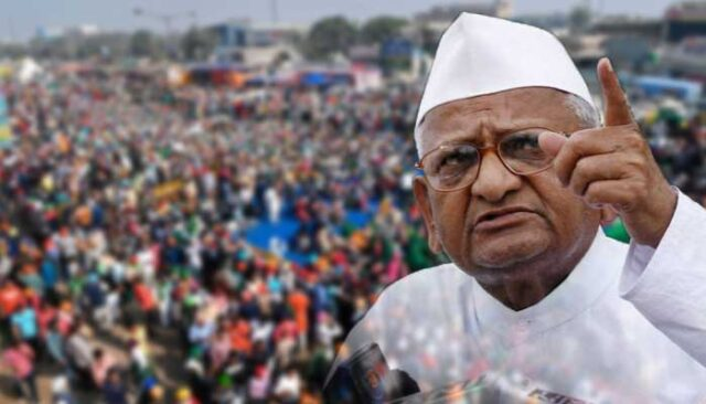 Anna Hazare to resume indefinite fast from Jan 30 2021, Anna Hazare joins farmers protest