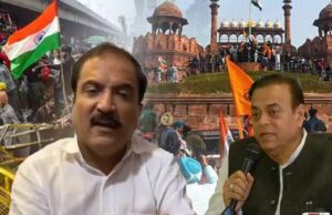 BJP MLA Atul Bhatkhalkar against Abu Azmi in Red Fort violence, Republic Day violence