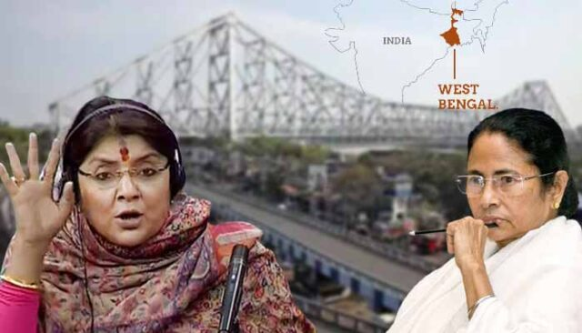 BJP MP Locket Chatterjee alleges TMC turning West Bengal into East Pakistan