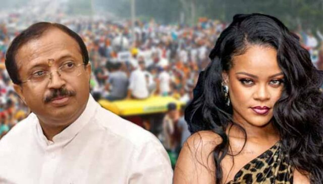 MEA says no foreign country supporting agitating farmers against Farm Laws, Rihanna tweet in support of Protesting farmers