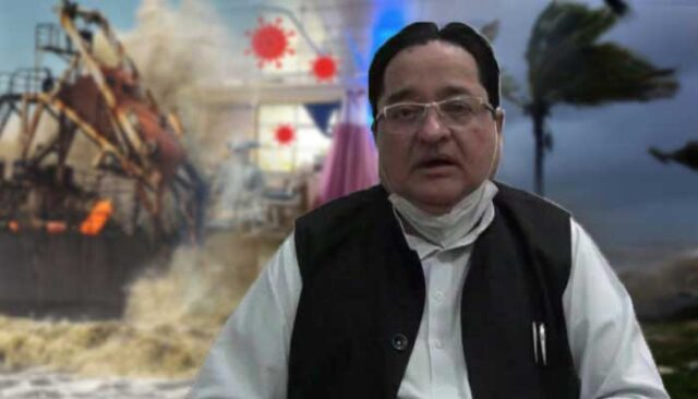ST Hasan of Samajwadi Party blames tampering with Sharia law reason for COVID 19 and Tauket Cyclone in India, ST Hasan on Sharia Law, ST Hasan on COVID 19 pandemic