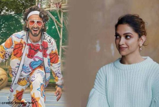 Ranveer Singh and Deepika Padukone rose to fame from controversies?, celebs who rose to fame by controversies initially, Deepika padukone and Ranveer Singh naughty look